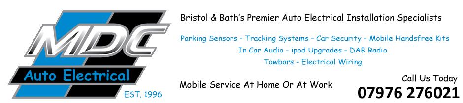 Reverse Parking Sensors Fitted In Bristol Bath Somerset Wiltshire